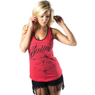 Sullen Clothing Ladies Tank Top - Trademark
