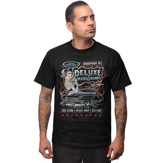 Steady Clothing T-Shirt - Drags & Dames