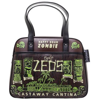 Sourpuss Bowler Bag - Castaway