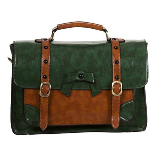 Dacning Days Handbag - Heart Racer Green