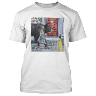 Red Hot Chili Peppers T-Shirt - The Getaway