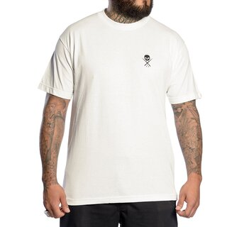 Sullen Clothing T-Shirt - Standard Issue Weiß