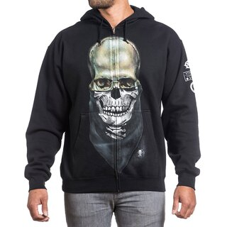 Sullen Clothing Zip Hoodie - Eternal