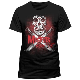 Misfits T-Shirt - Friday the 13th