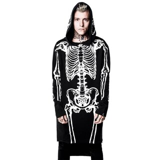 Killstar Unisex Kapuzenpullover - Morgue 6 Feet Under...