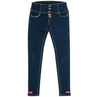 Rusty Pistons Ladies Jeans Trousers - Alma