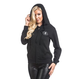 Sullen Clothing Ladies Zip Hoodie - Strachan