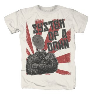 System Of A Down T-Shirt - Thumbhead