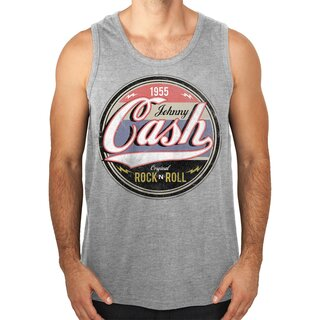 Johnny Cash Tank Top - Original Rock N Roll