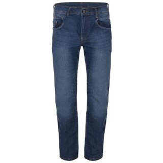 King Kerosin Biker Jeans - Speedmax Darkstone