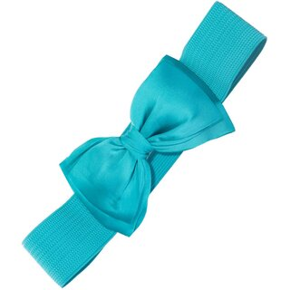 Banned Stretch Belt - Bella Belt Turquoise