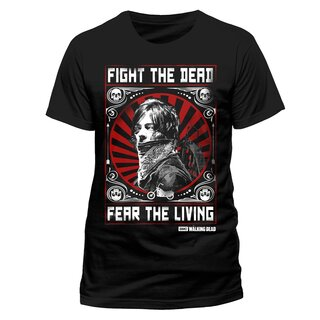 The Walking Dead T-Shirt - Fight The Dead
