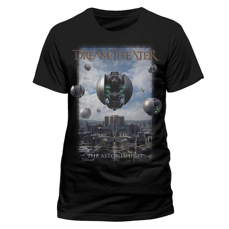 Dream Theater T-Shirt - Astonishing XL