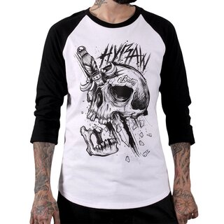 Hyraw Raglan Shirt - Knife