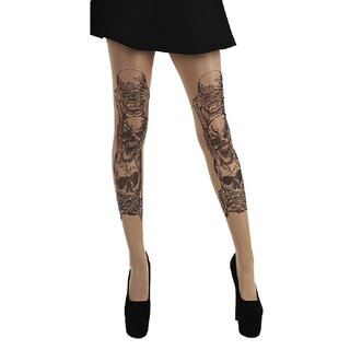 Pamela Mann Tights - See, Hear, Speak No Evil