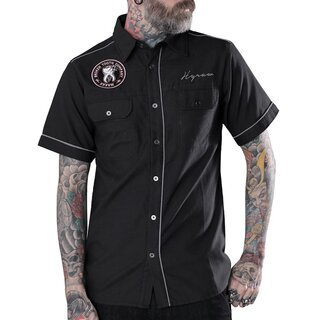 Hyraw Punk Shirt - Black Tooth