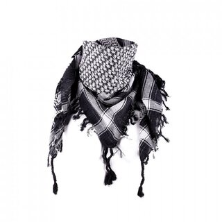 Rock Daddy PLO Scarf - Black White