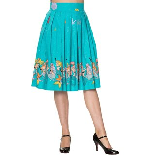 Dancing Days Pleated Skirt - Sophia