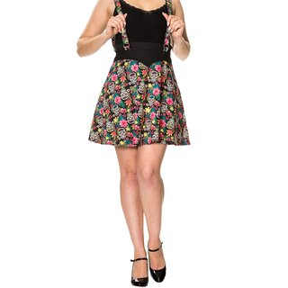 Banned Pinafore Skirt - Brooke