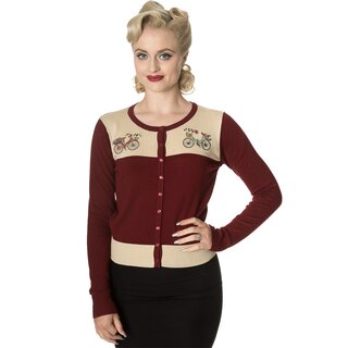 Dancing Days Cardigan - Bicycle
