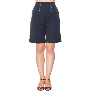 Dancing Days Shorts - Weekender Navy