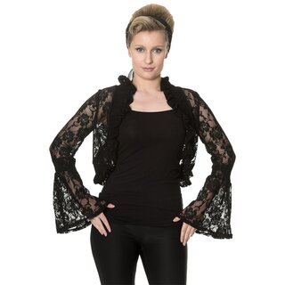Banned Lace Bolero - Diva Days