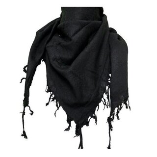 Rock Daddy PLO Scarf - Black