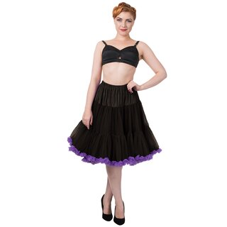 Dancing Days Petticoat - Bright Lights Purple