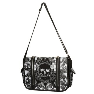 Banned Messenger Bag - Mica