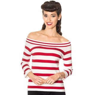 Dancing Days Pullover - Ahoi Rot