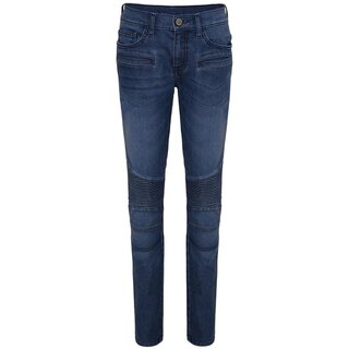 King Kerosin Damen Biker Jeans - Speedskinny