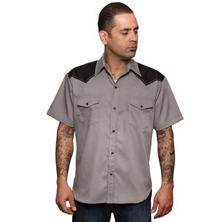 Steady Clothing Western Shirt - Classic Pic Stitch
