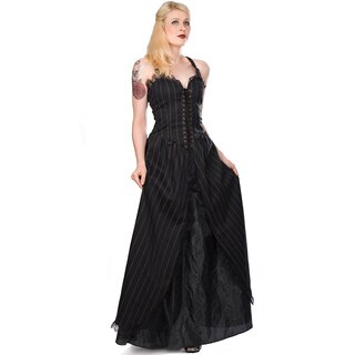 Aderlass Maxikleid - Long Dress Steam Punk