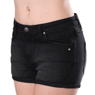 Hyraw Denim Shorts - Revers
