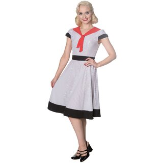 Dancing Days Vintage Kleid - The Insider Weiß