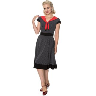 Dancing Days Vintage Dress - The Insider Black