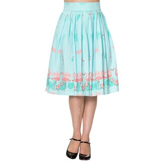 Dancing Days Pleated Skirt - Going My Way