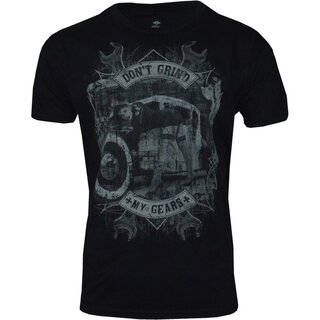 King Kerosin Regular T-Shirt - Hot Rod Girl