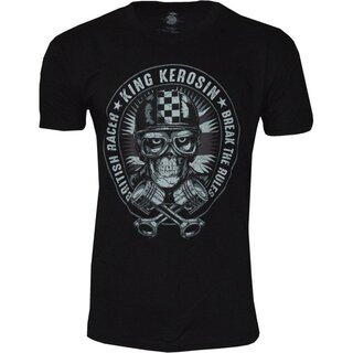 King Kerosin Regular T-Shirt - Hell Racer