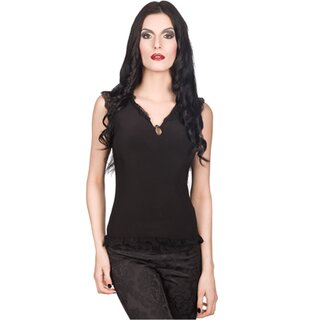Aderlass Gothic Top - Back Top Jersey
