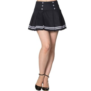 Dancing Days Pleated Mini Skirt - Samantha