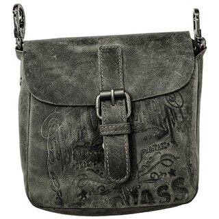 Jacks Inn 54 Crossbody Bag - Black Bourbon Thunder Black