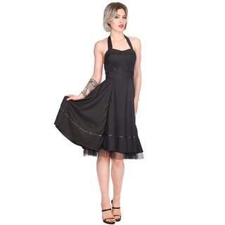 Black Pistol Vintage Kleid - Sixities