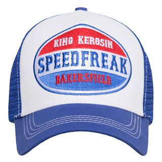 King Kerosin Trucker Cap - Speedfreak