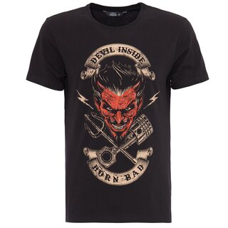 King Kerosin Regular T-Shirt - Devil Inside