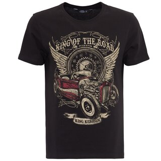 King Kerosin Regular T-Shirt - King Of The Road