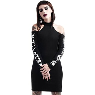 Killstar Bodycon Kleid - Luna Morte