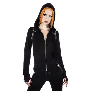 Killstar Knitted Hoodie - Killafornia