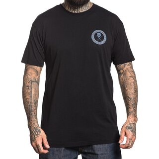 Sullen Clothing T-Shirt - Badge Of Honor Slanted