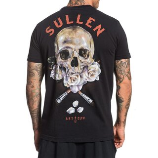 Sullen Clothing T-Shirt - Paiva Badge